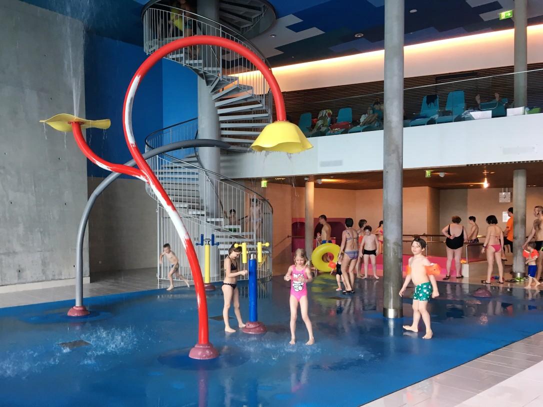 Therme Wien Wasserspielpark