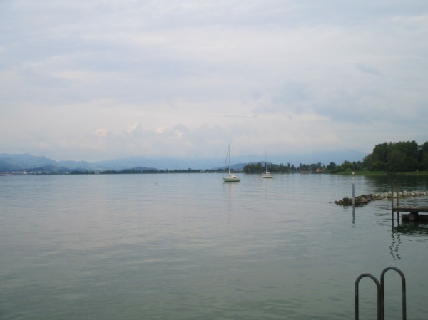 Zürichsee Badi