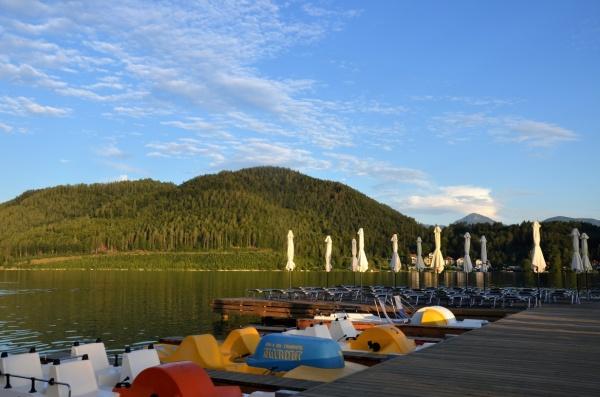 Abendstimmung Klopeiner See