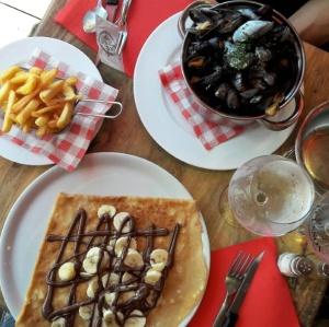 französisches Essen