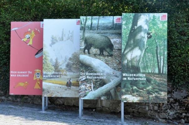 Naturpark Sparbach