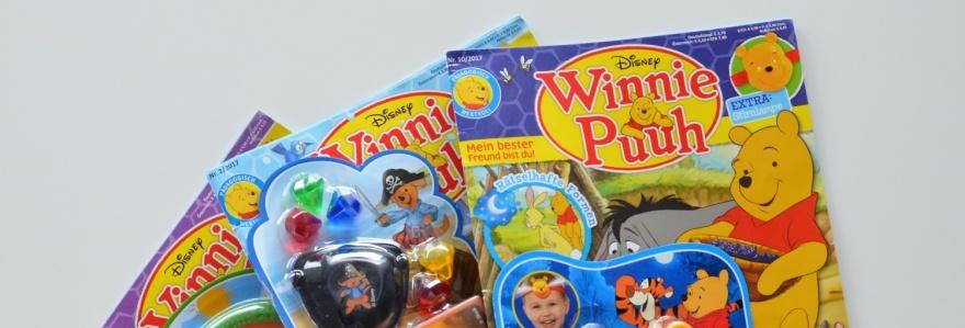 Winnie Puuh Magazin