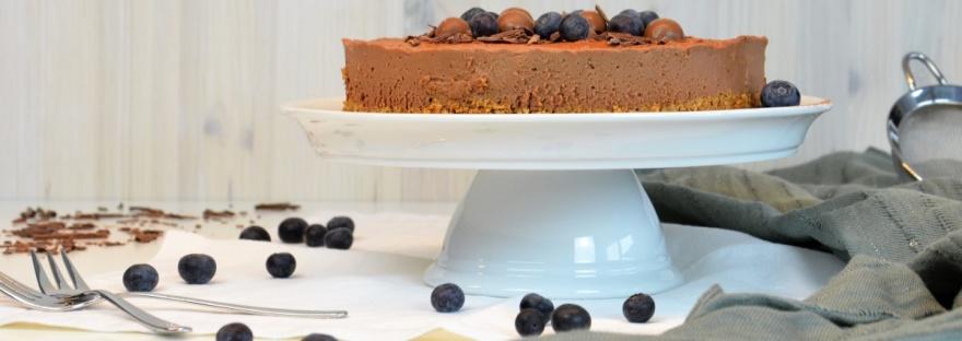Schokolade-Mascarpone-Torte