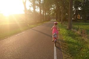 Kind Fahrrad